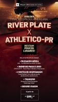 River Plate x Athletico - PR